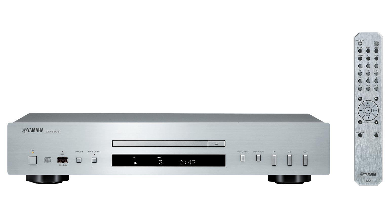 Yamaha CD-S303 in Silber